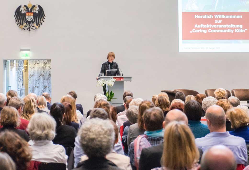 Caring Community Köln Auftakt
